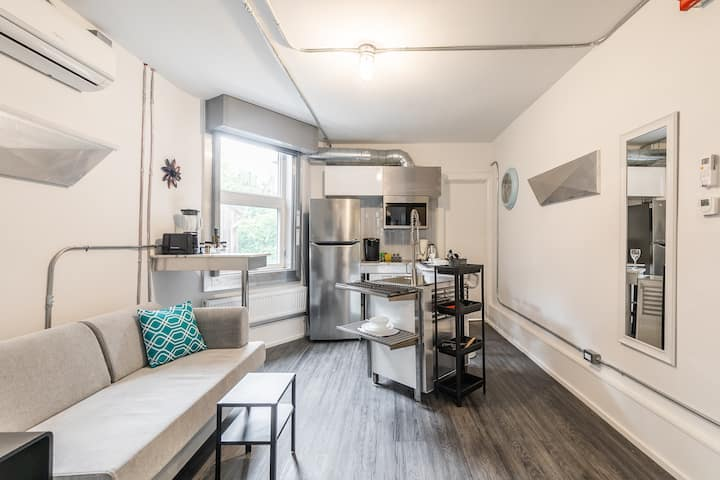 Newly Renoved - Upscale 1BR in the Byward Market!