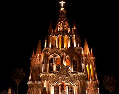 Centro de San Miguel - San Miguel de Allende
