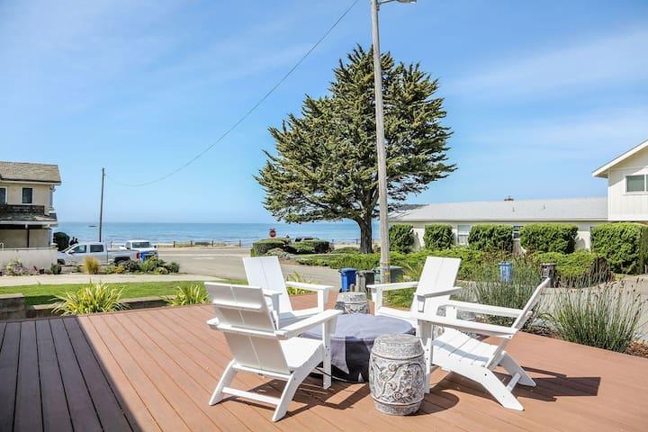 Lovely Shell Beach custom home w/ epic ocean views