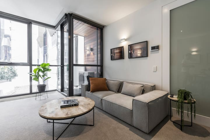 Designer apartment at 108 Flinders