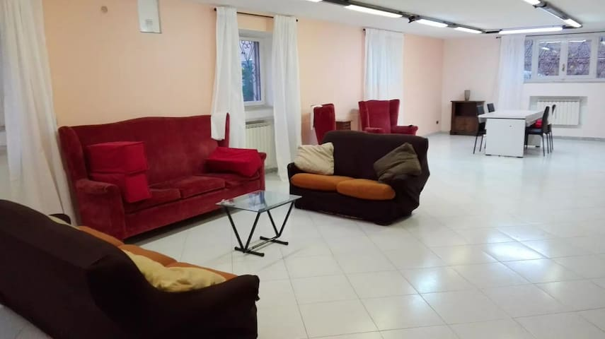 Single room apartment in Messina
