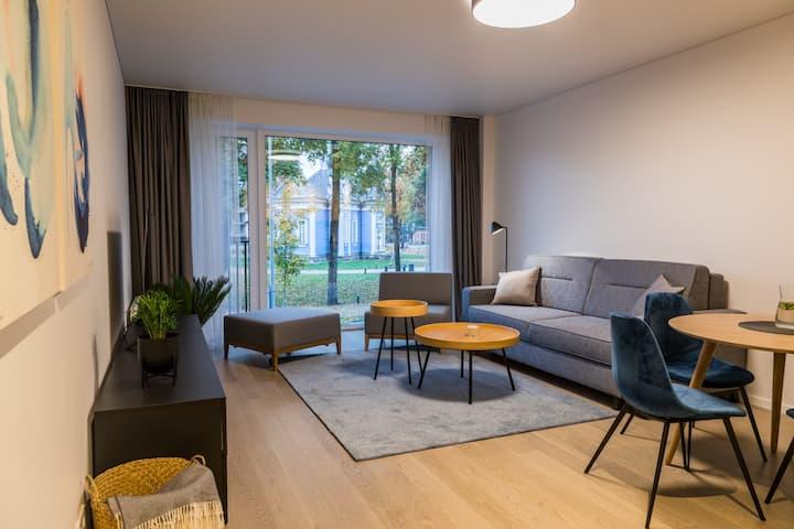 Apartments Laisve #5 (52 sq.m.)