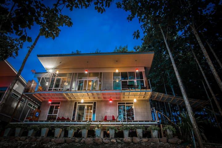 Nan De Panna Riverside Homestay 1st Floor - Mueang Chang