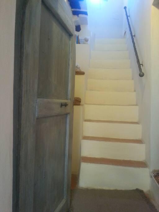 scala interna stairs