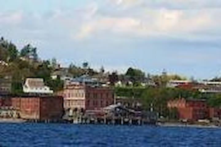 Comfy Uptown Home - Port Townsend - Casa