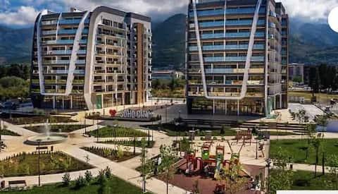 luxury apartment Soho City