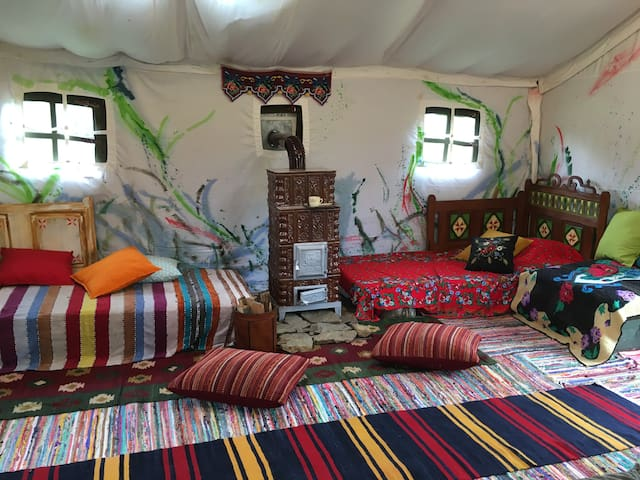 Romantic Nomad Tent