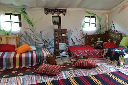 Romantic Nomad Tent