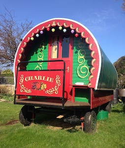 """Charlie"" the gypsy caravan.... - North Yorkshire - Yurt"