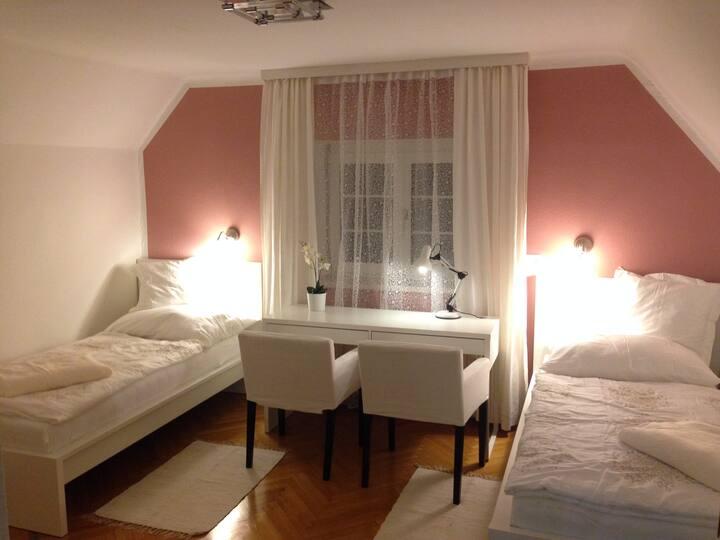 Feines Ferienhaus + Sauna 8 Gäste nah Zentrum Linz