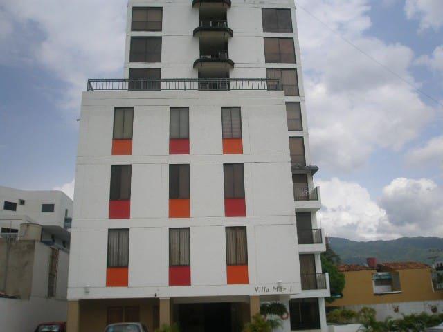 Cozy clean spacious beach apartment - Santa Marta - Flat