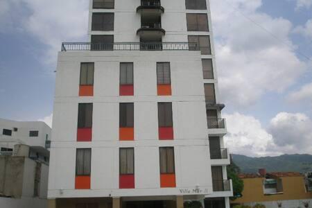 Acogedor apartamento de playa - Santa Marta - Huoneisto