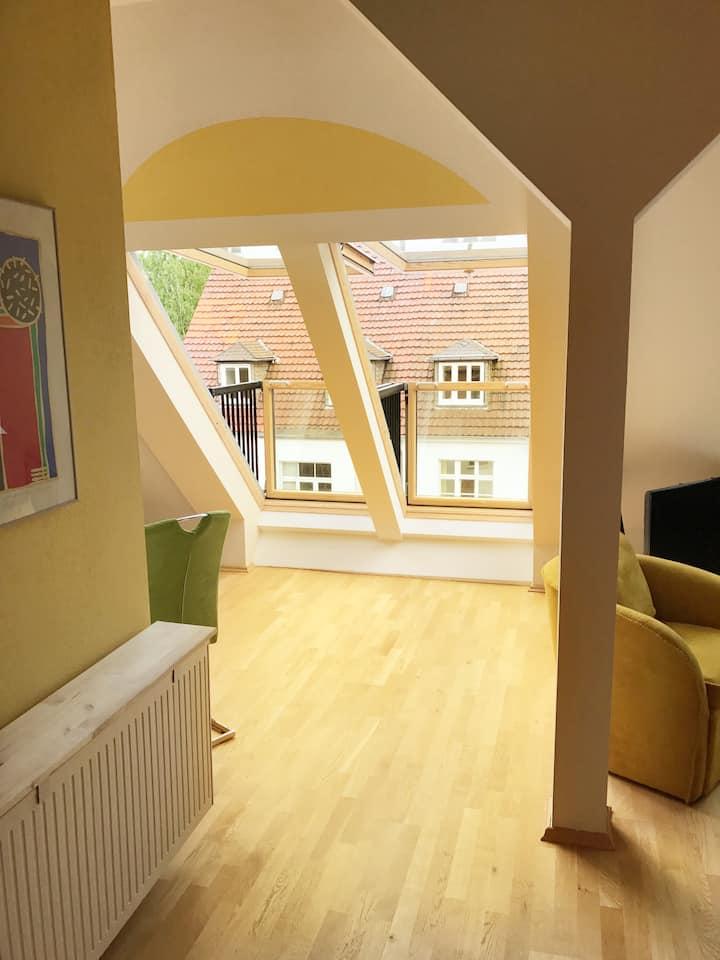 Neue 3-Zimmer Wohnung am Fuße des Herkules (Wi-Fi)