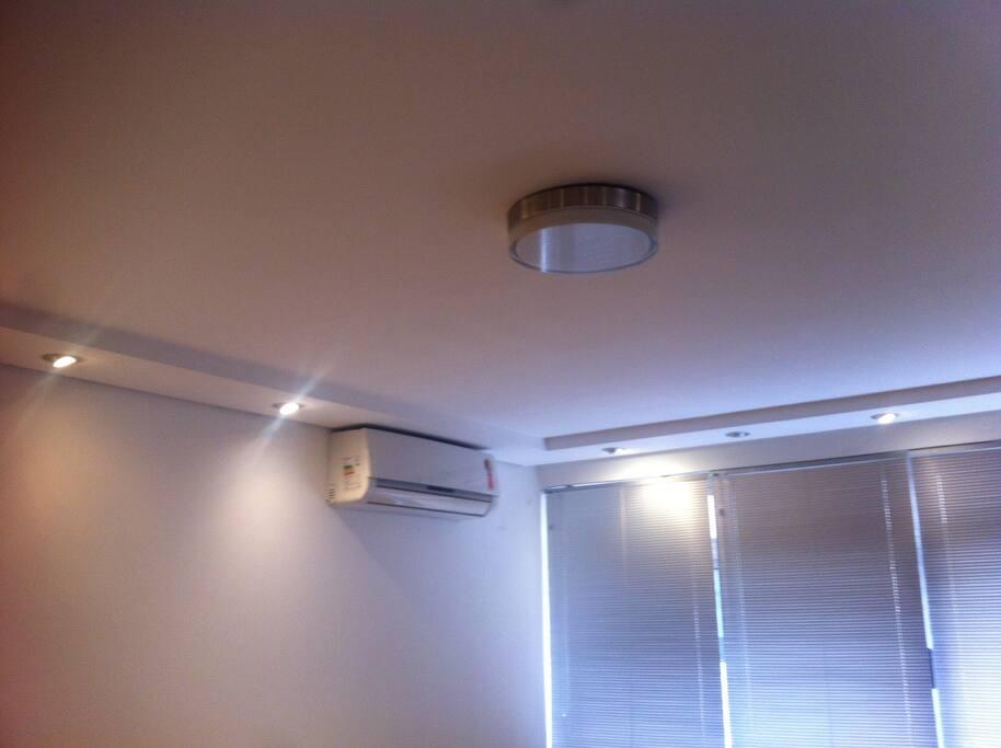 Ar Condicionado (quente/frio)