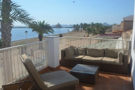 Fantastic Front line Apartment with amazing views