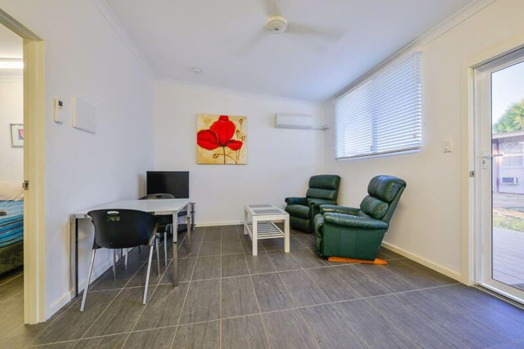 Comfy Sitting Room