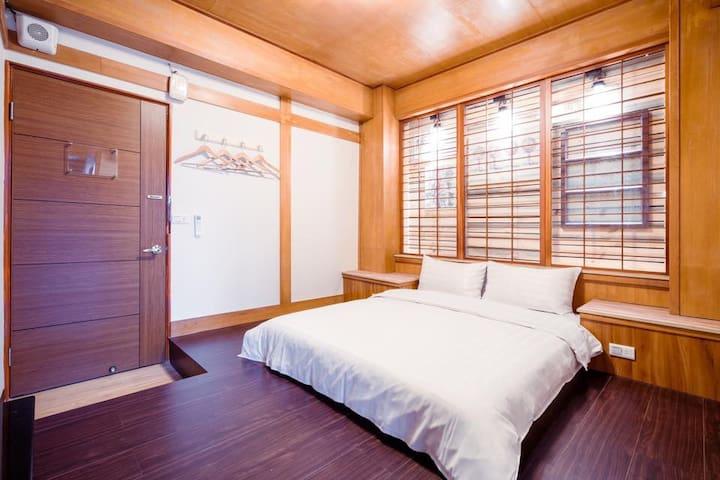 文創新館和室雙人房R608