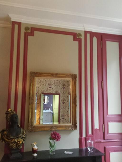 Beaux esprits chambre ali nor chambres d 39 h tes louer fontenay le comte pays de la loire - Chambre d hotes fontenay le comte ...