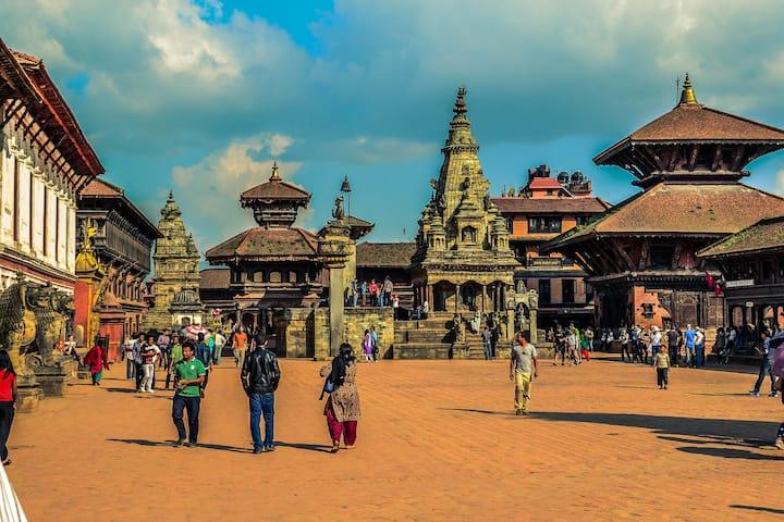 Cozy Home Stay at Historic Bhaktapur (Kathmandu)