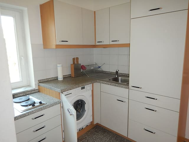 Nice small apartment in the center of Heidelberg - Heidelberg - Huoneisto