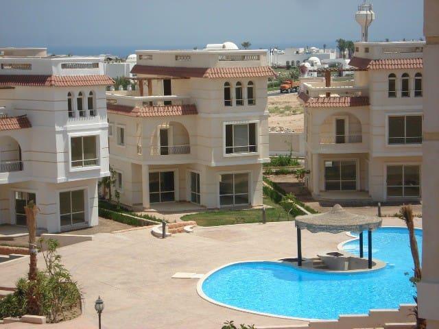 Apartment with view sea,Tiran island, Pool, Sinai