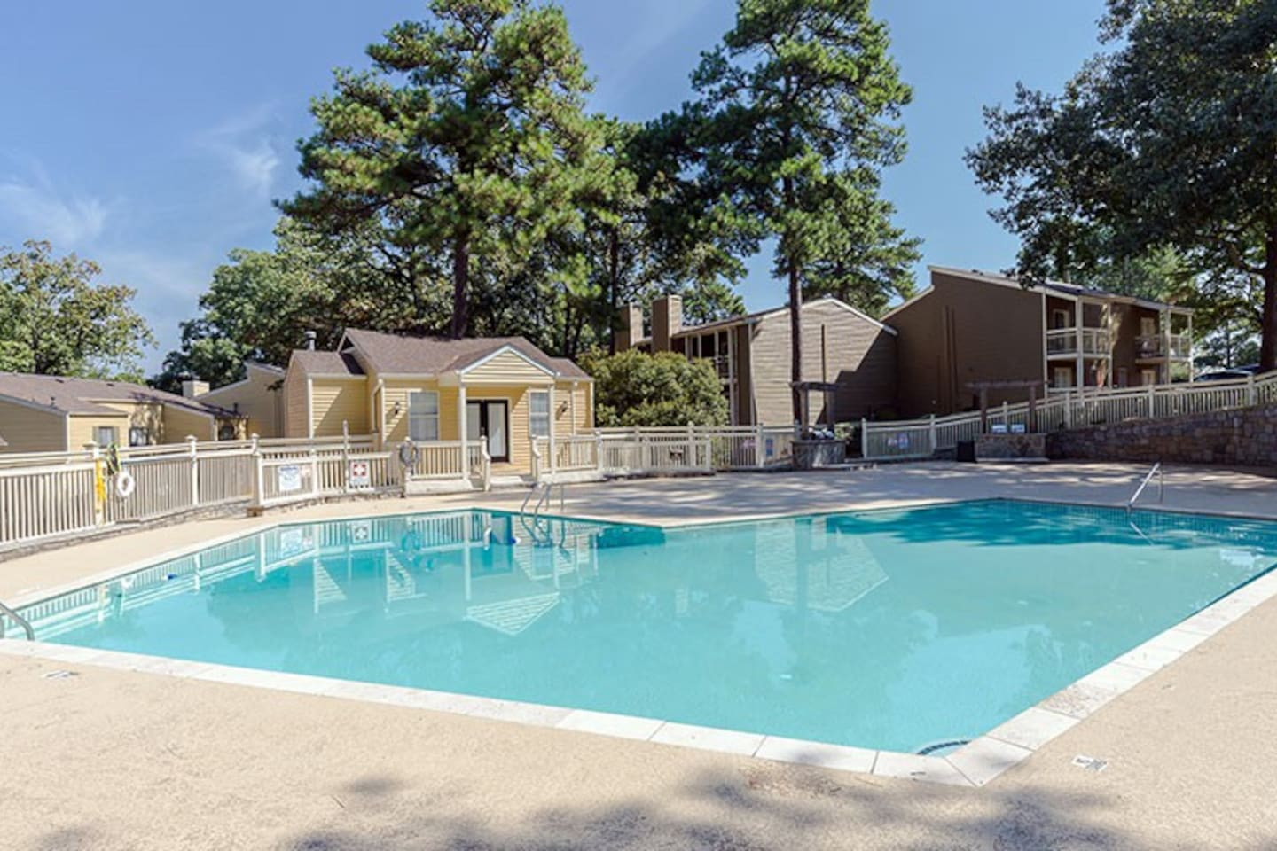 Guest Exclusive Pool- Located directly behind Loft