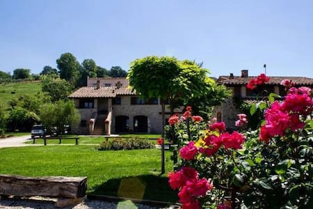 Countryhouse Poggio del Bolognino with pool,garden