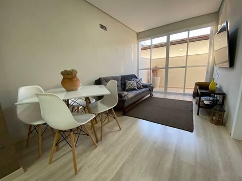 Apartamento moderno no centro de Guaporé