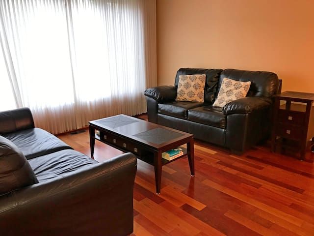 Super comfy bedroom in Burlington, ON