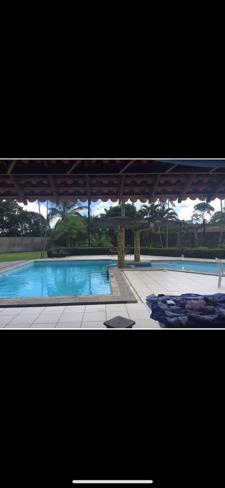 Linda casa  sítio na região metropolitana de Belém