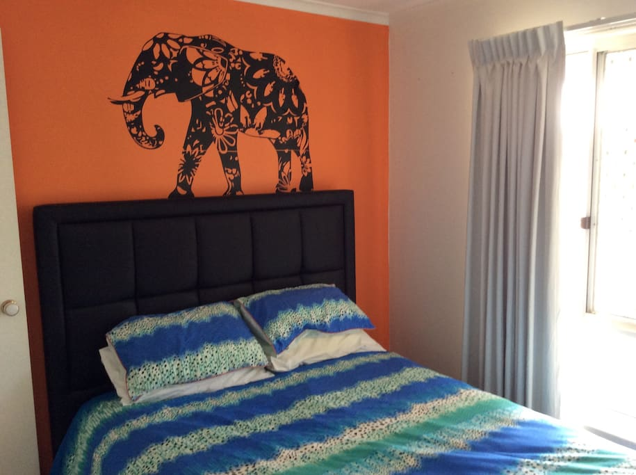 Queen size bedroom available