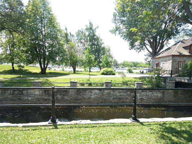 Beau Condo Sur Le Canal Lachine - Montréal - Apartment