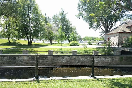 Beau Condo Sur Le Canal Lachine - 蒙特利尔 - 公寓