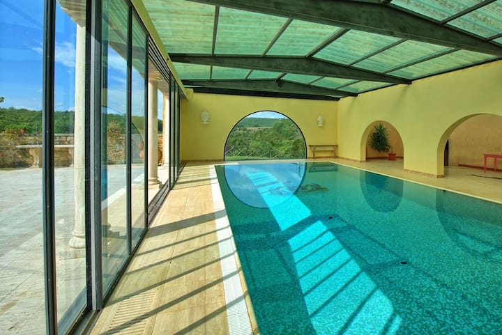 Libreria  - Vacation rental with swimming pool in Chianti