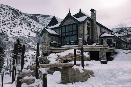 Mountainside Retreat 5BR 10,000 sf - Draper