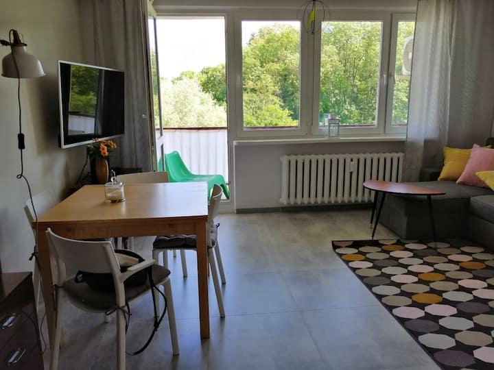 Apartament w Kortowie
