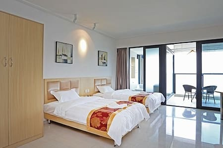 高层海景双标公寓房(26层以上) - Beihai