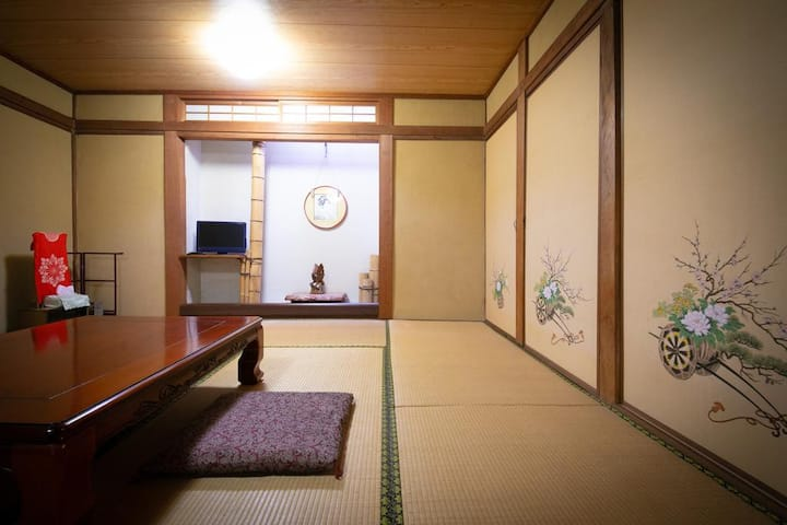 Japanese-style room 15th family room
