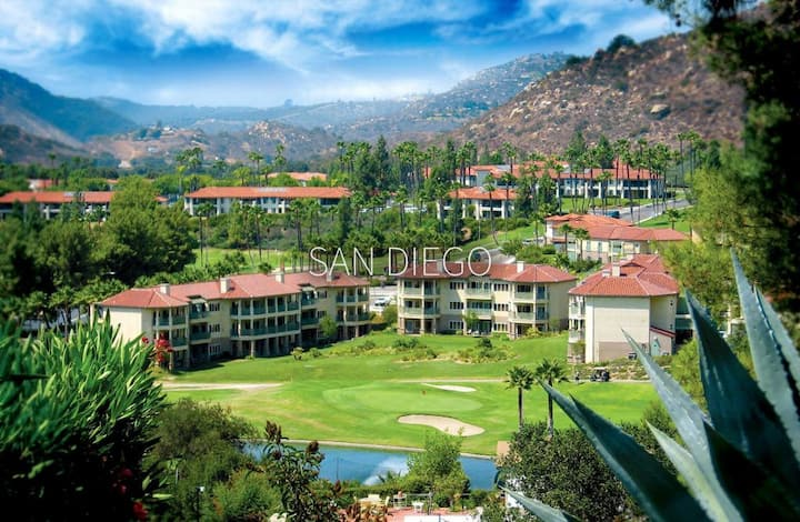 San Diego Lawrence Welk Luxury Resort with Golf
