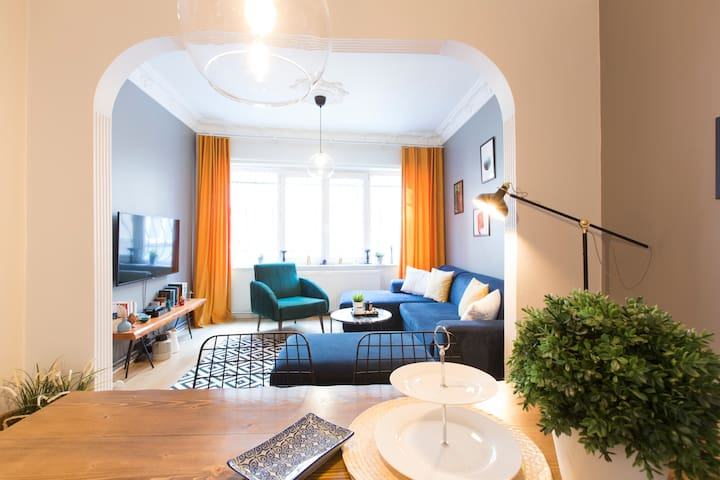 MUST flat Nisantasi best location full apartm.