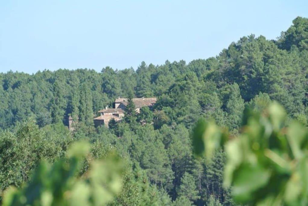Le hameau Civade