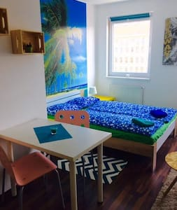 Road House Apartments Vienna - The Blue Island - Wenen - Appartement