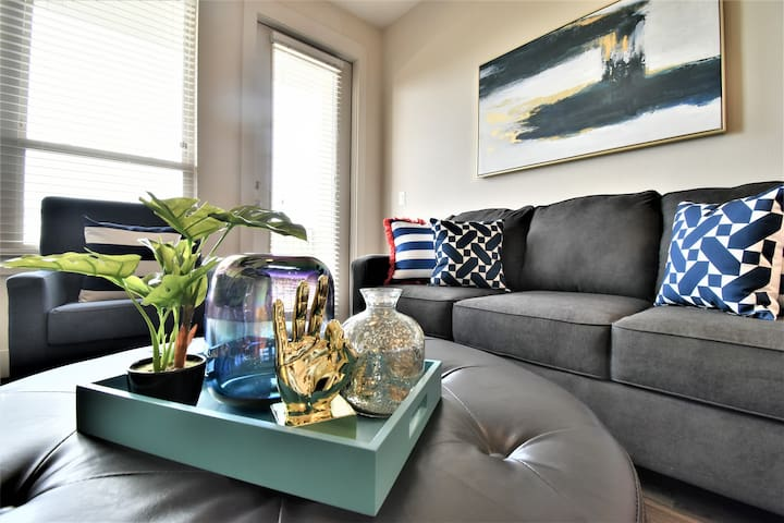 New Corporate 1Bd Apartment Downtown Dal+ Parking