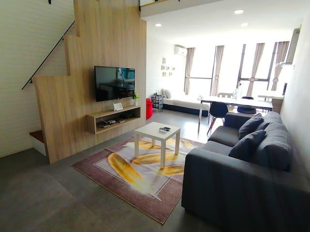 Qrac suite petaling jaya by QRACHOME – @157.6