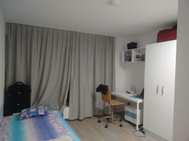 1 Zimmer 21st Century Wohnung.