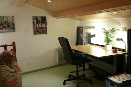 Chambre proche du Puy du Fou (13min) - Appartement