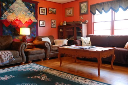 Pet Friendly 2 BR 20m to Lake Lure/Chimney Rock,NC