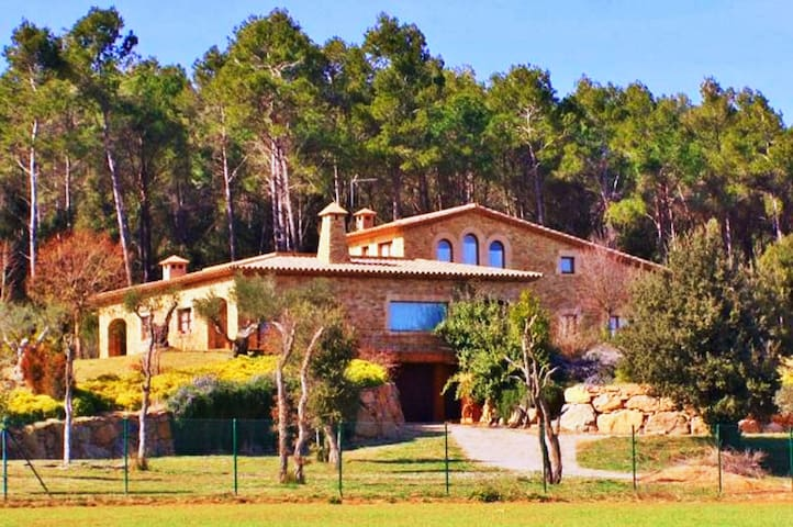 Luxurious country house in the Catalan countryside - Peratallada - Villa