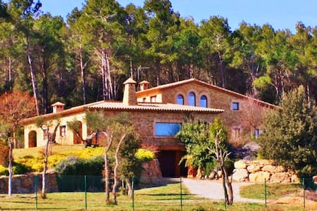 Luxurious country house in the Catalan countryside - Peratallada