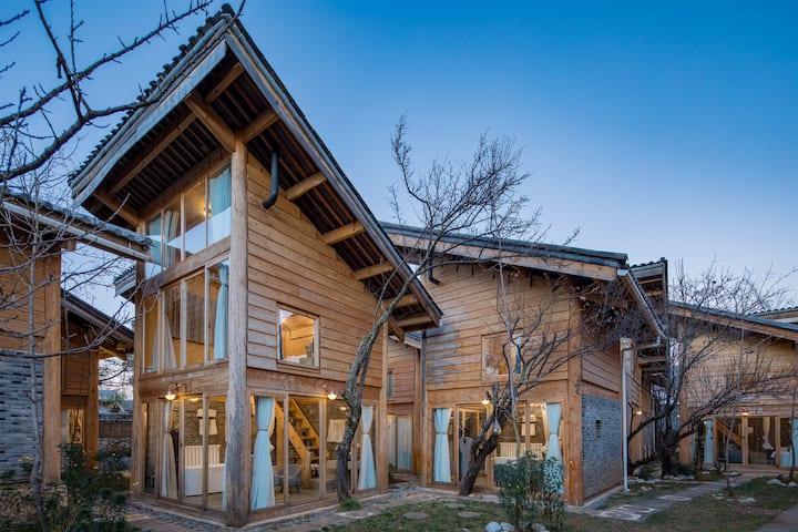 仙旅白沙雪山小筑独幢小木屋